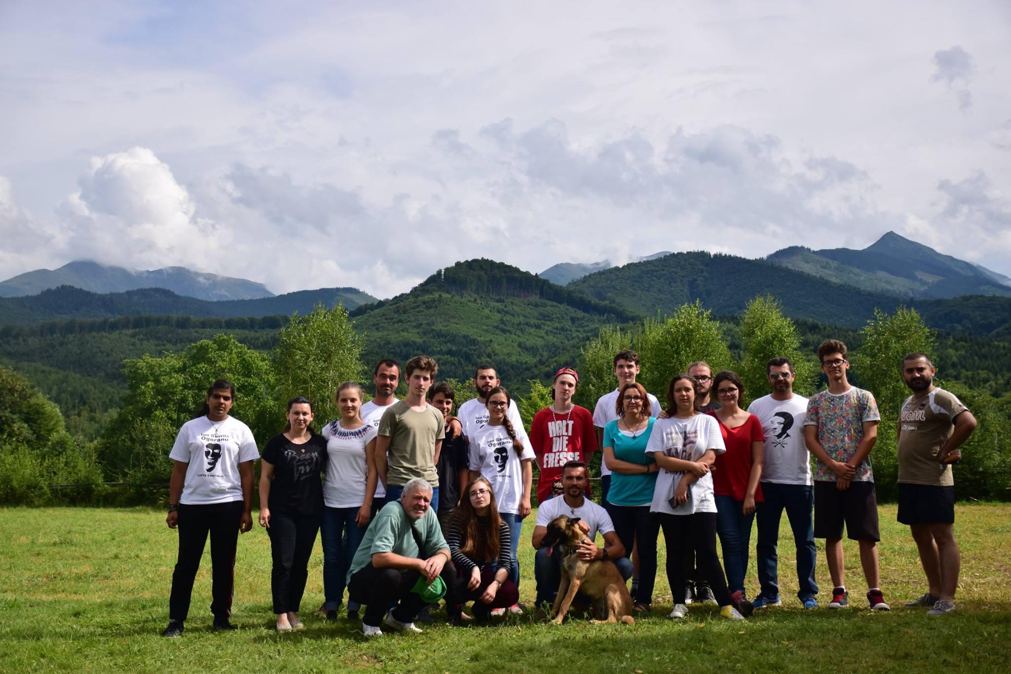 Tabara de lucru si educatie romaneasca la manastirea Paltin – Petru Voda